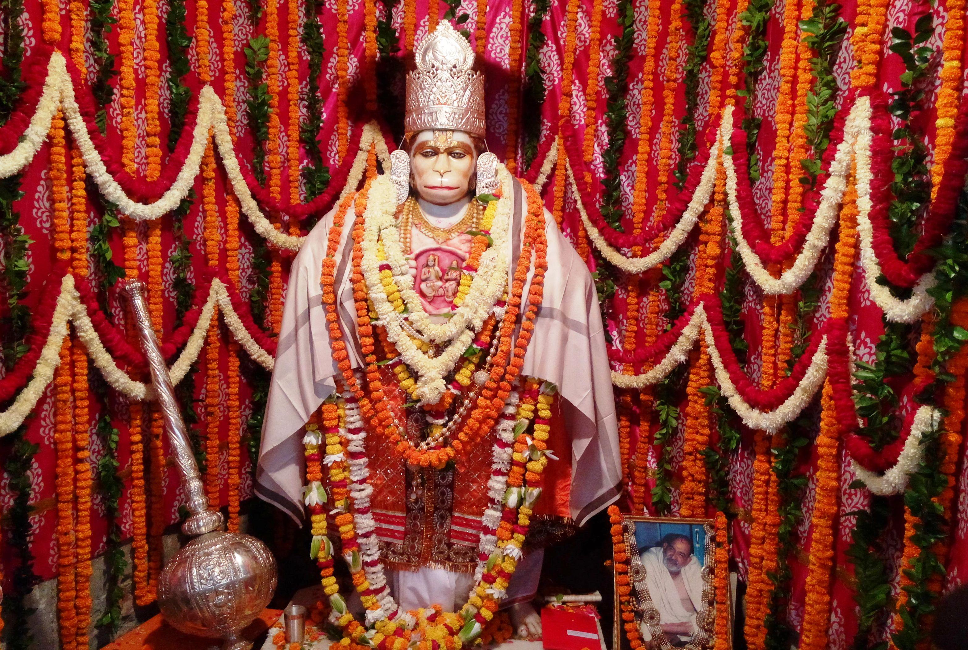 Sankat Mochan Hanuman Temple, Lucknow - Wikipedia