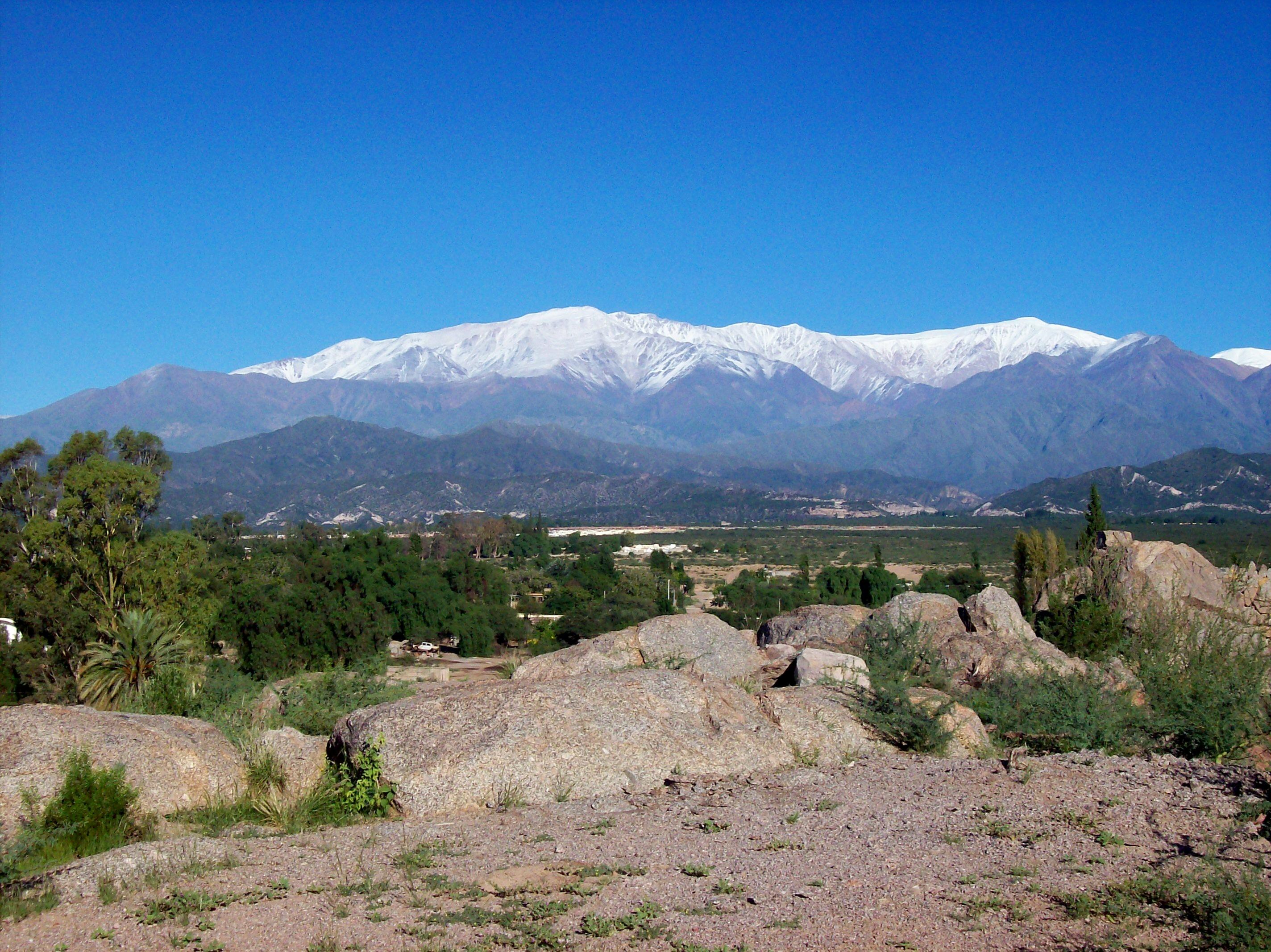Chilecito - Sierra de Famatina