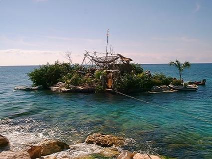 Seenahme von Richart Sowa auf Spiral Island
