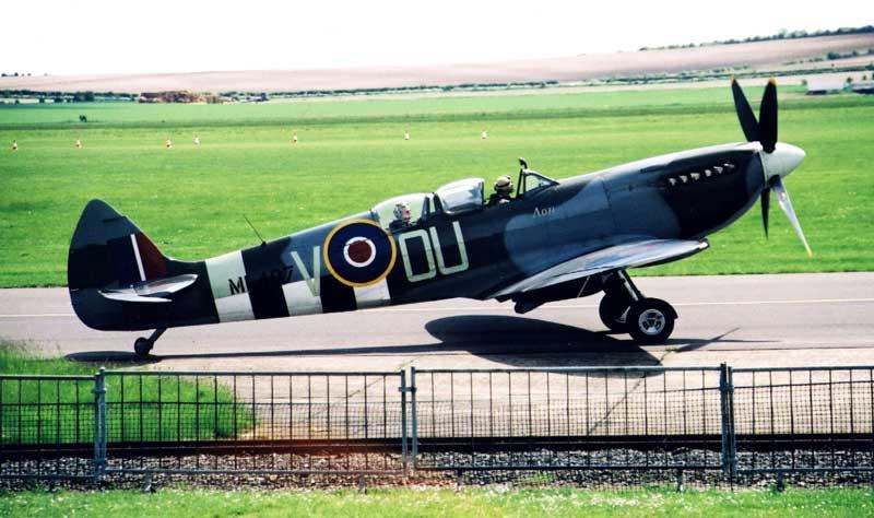 Supermarine Spitfire (una belleza)