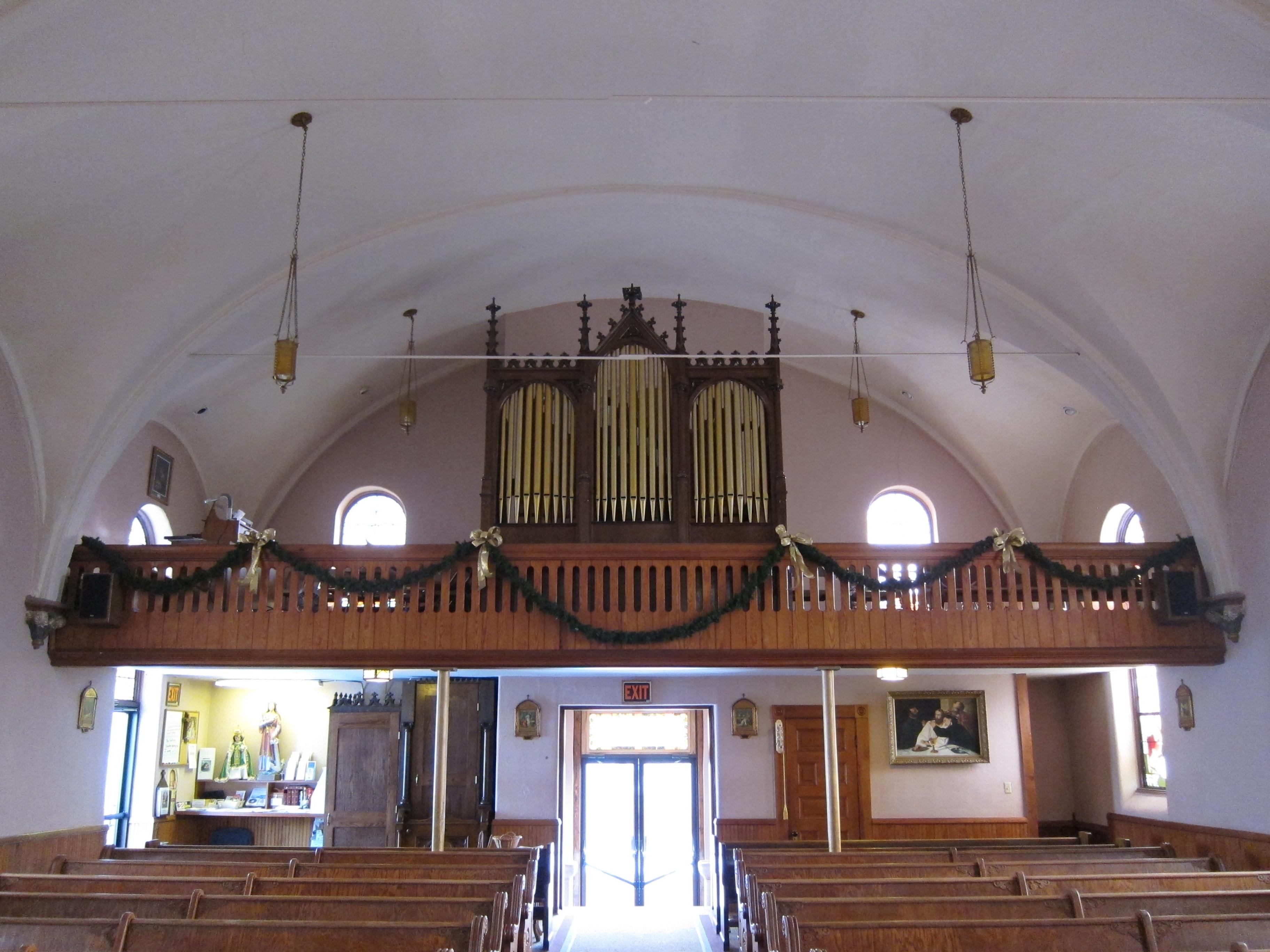 File:St. Joseph Catholic Church (Plain City, Ohio ...
