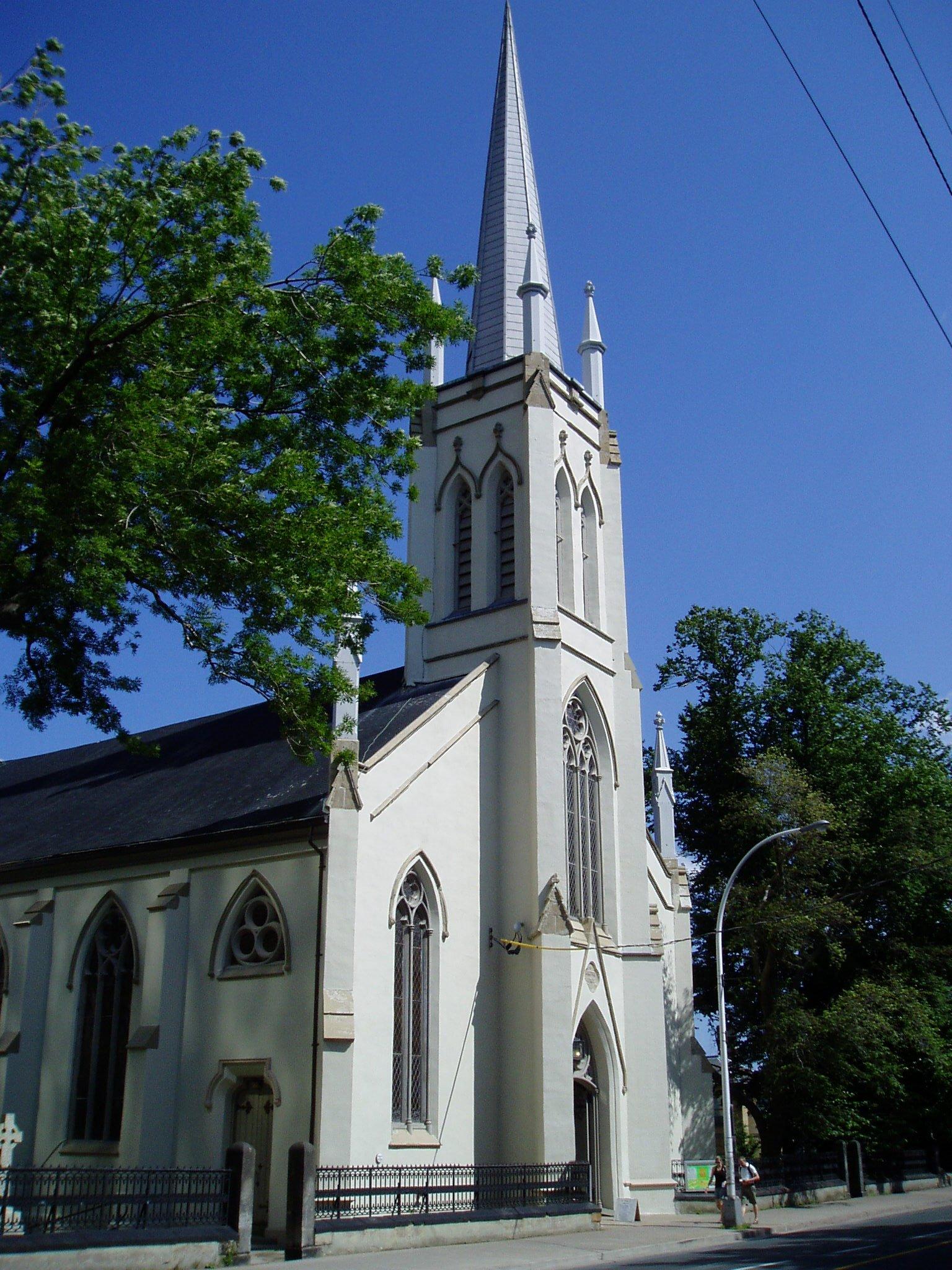 St  Matthew's United Church (Halifax) - Wikipedia