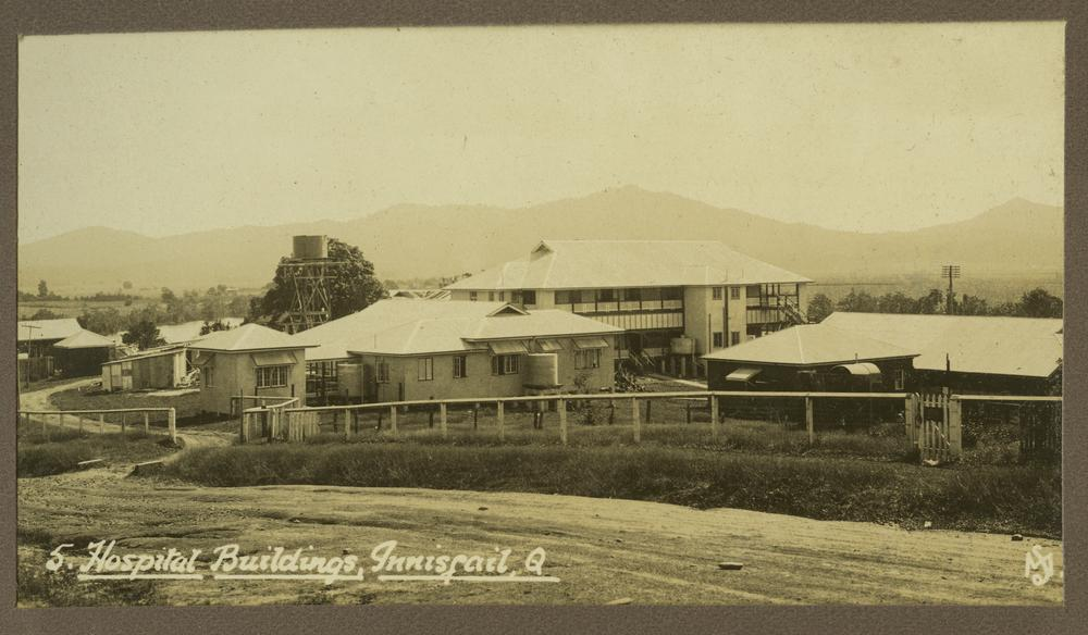 Innisfail Australia  city images : ... 258845 Hospital buildings at Innisfail, 1930 Wikimedia Commons