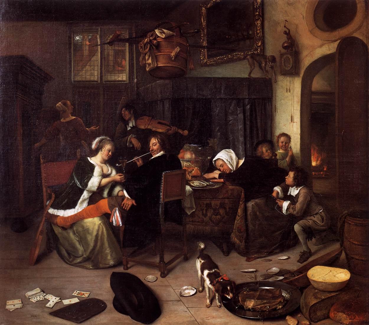 File:Steen Dissolute Household.jpg - Wikimedia Commons