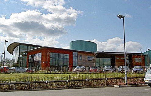 Stephenson College, Coalville - Wikipedia