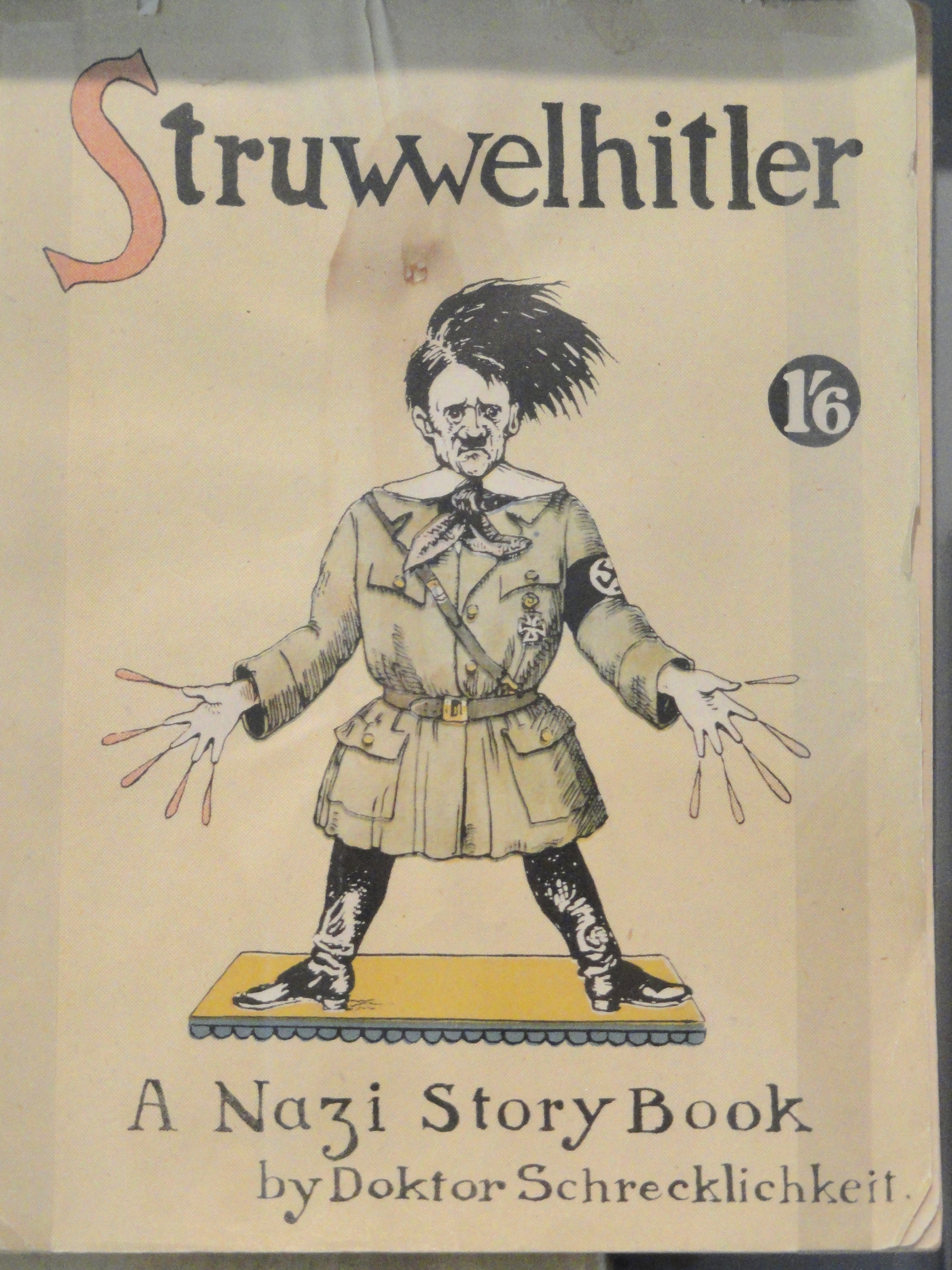 Risultati immagini per Der Struwwelpeter
