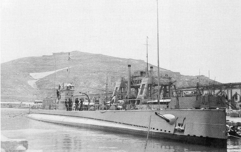 Submarino C-3 (1929) - Wikiwand