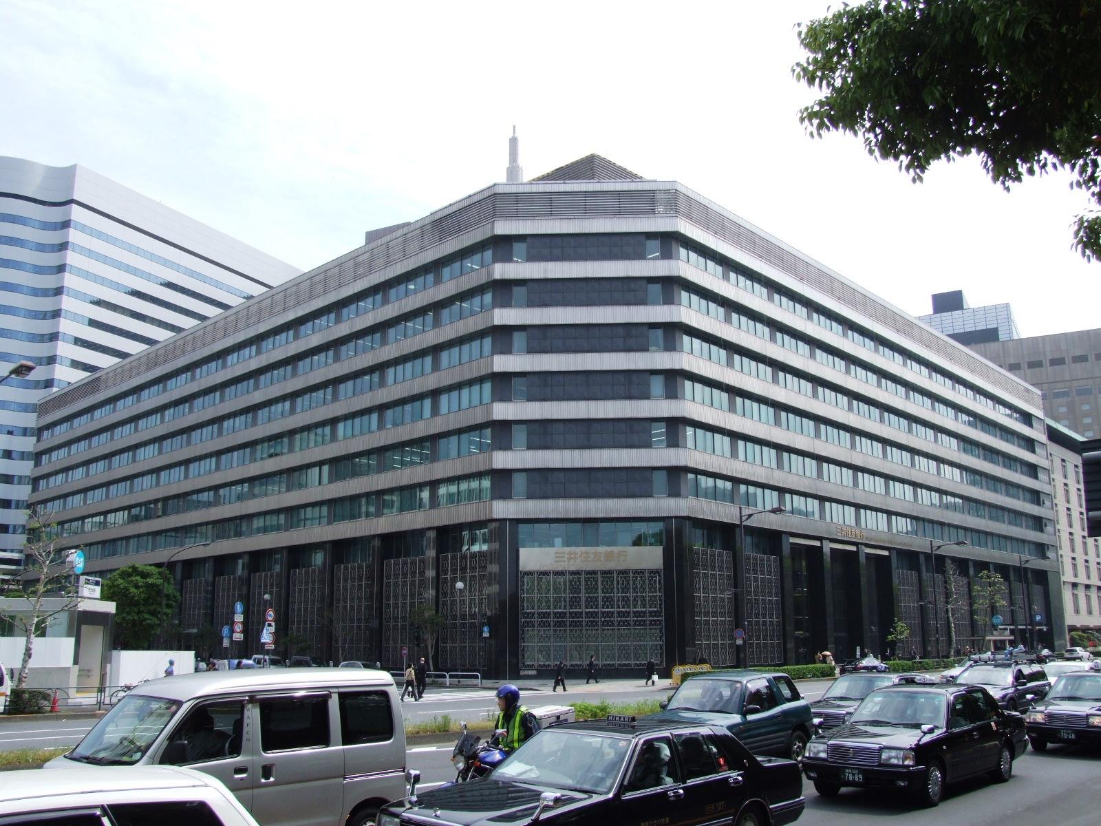 三井銀行 - Wikipedia