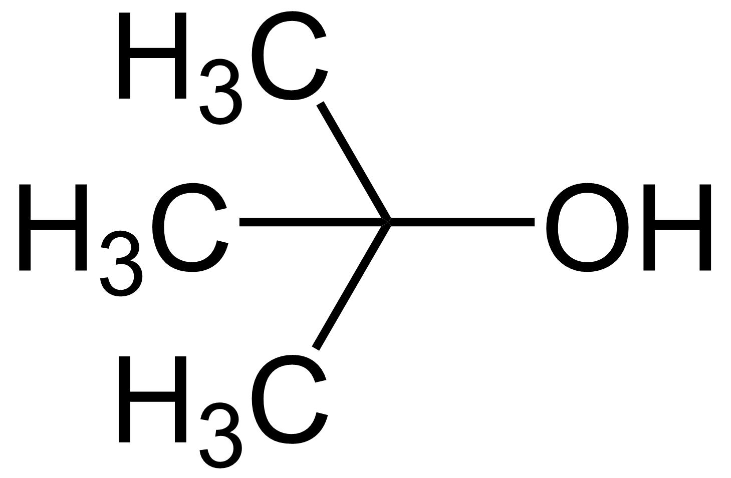Tert Butylalkohol Isobutanol Nmr