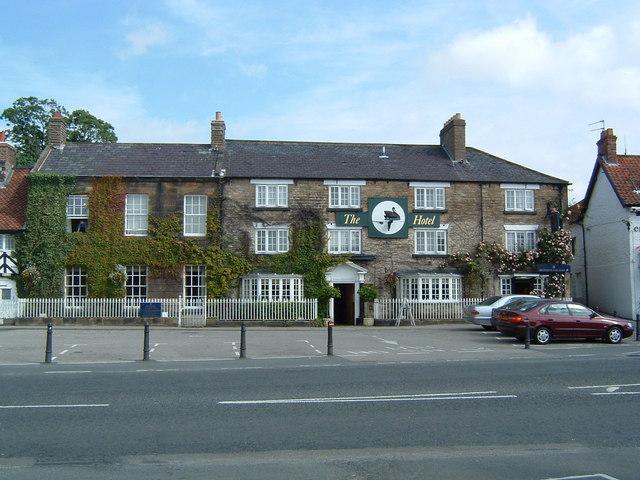 Helmsley Hotel  York Avenue