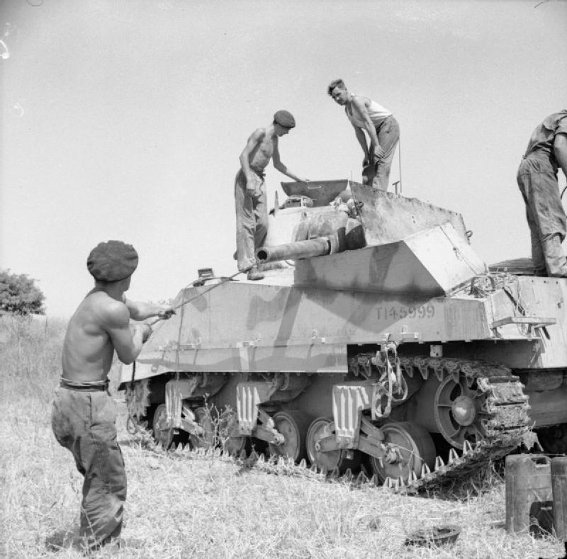 File The British Army In Sicily 1943 Na4972 Jpg
