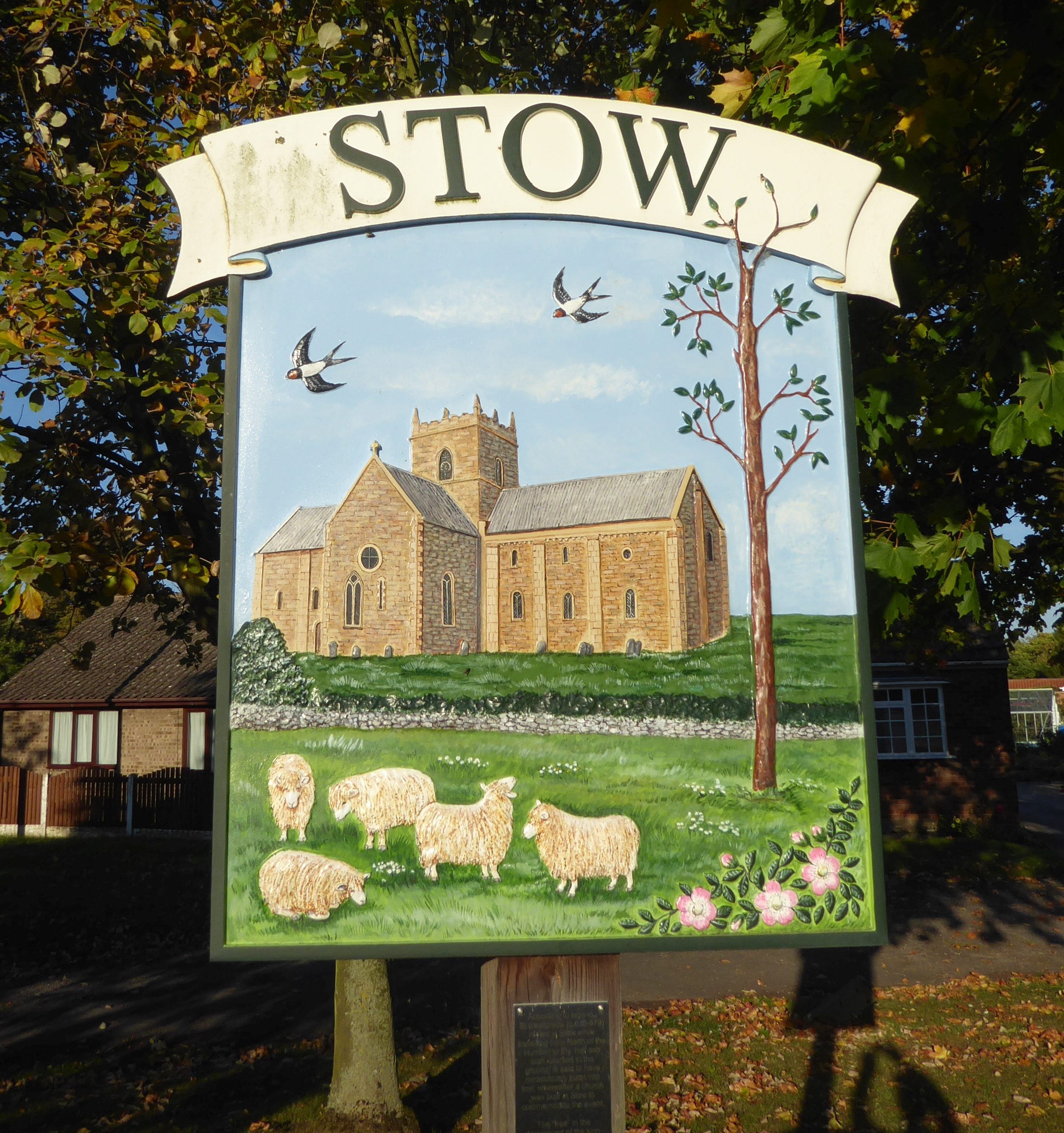 stow