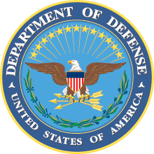 Forsvarsdepartementet Department of Defense