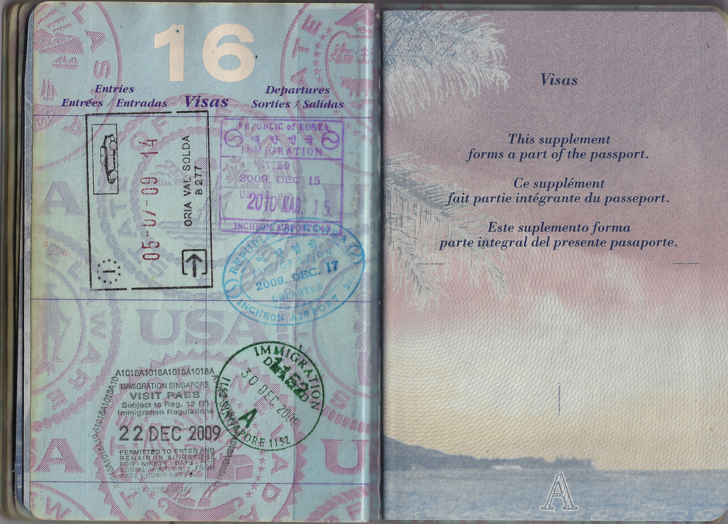 FileUSA Passport With Immigration Stamps From Italy Singapore And South Korea