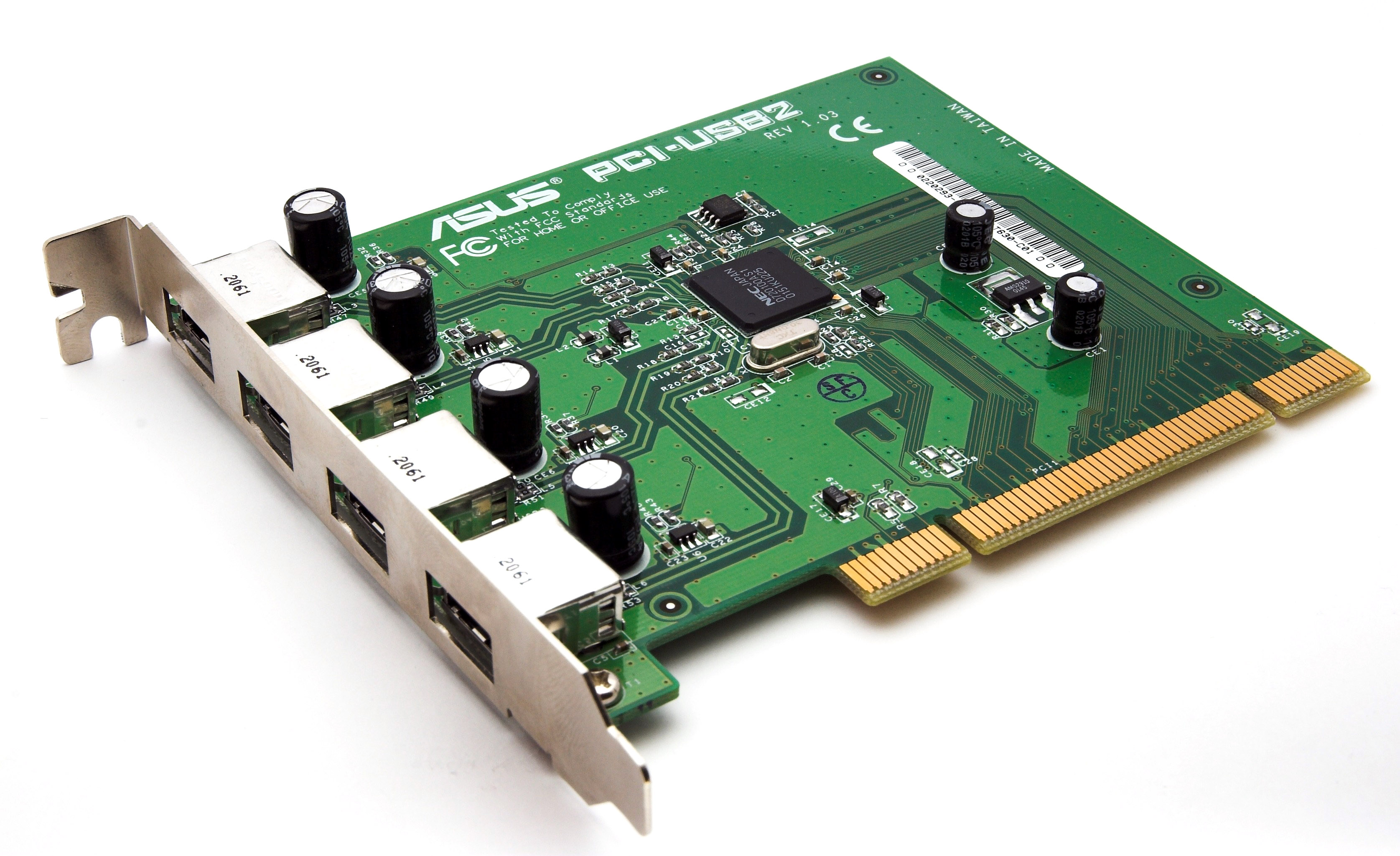 Problem with PCI slots | Hardware Forums | Tech Support ...