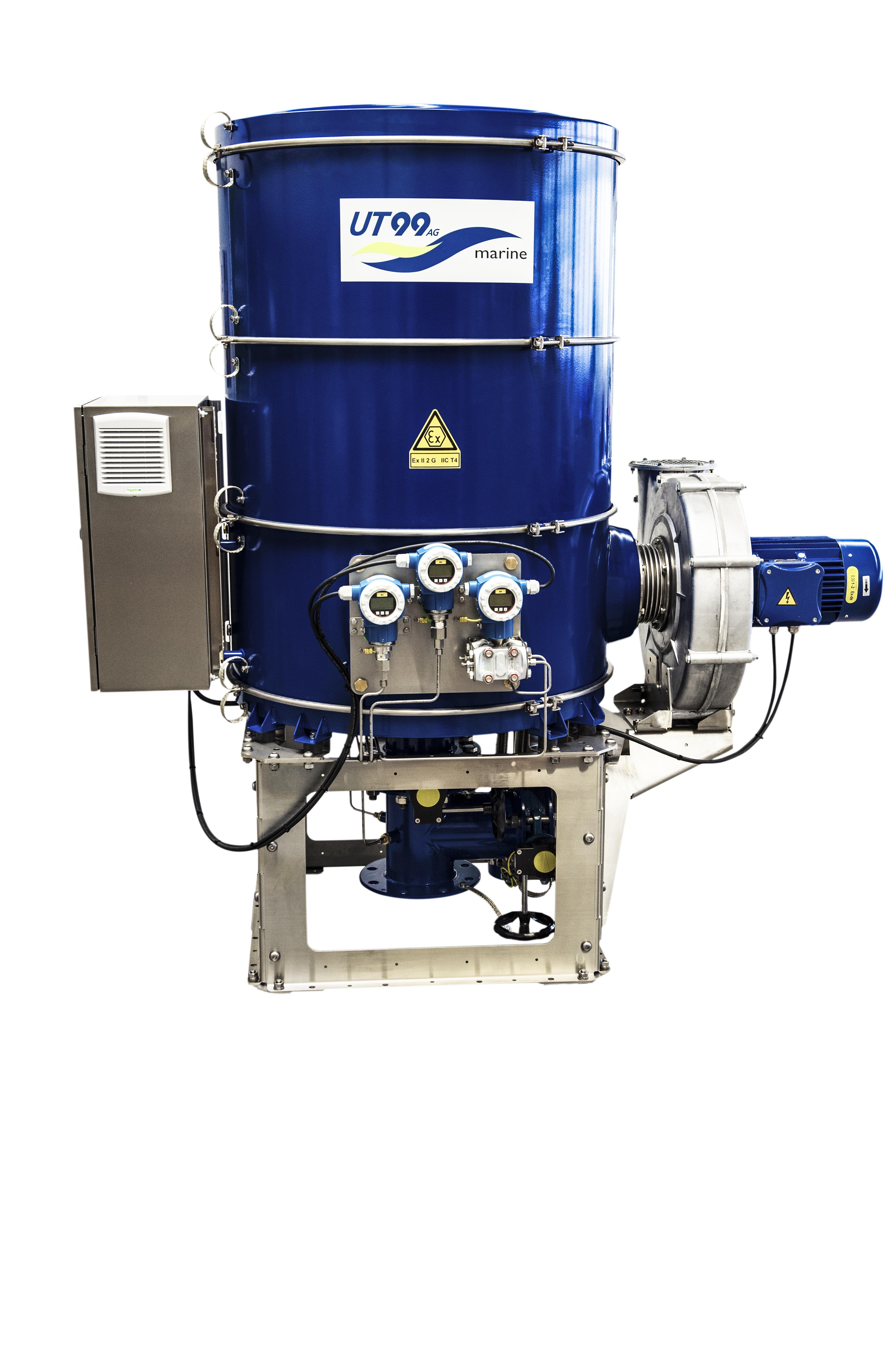 File:UT99 Oil mist separator eliminator blow by filter