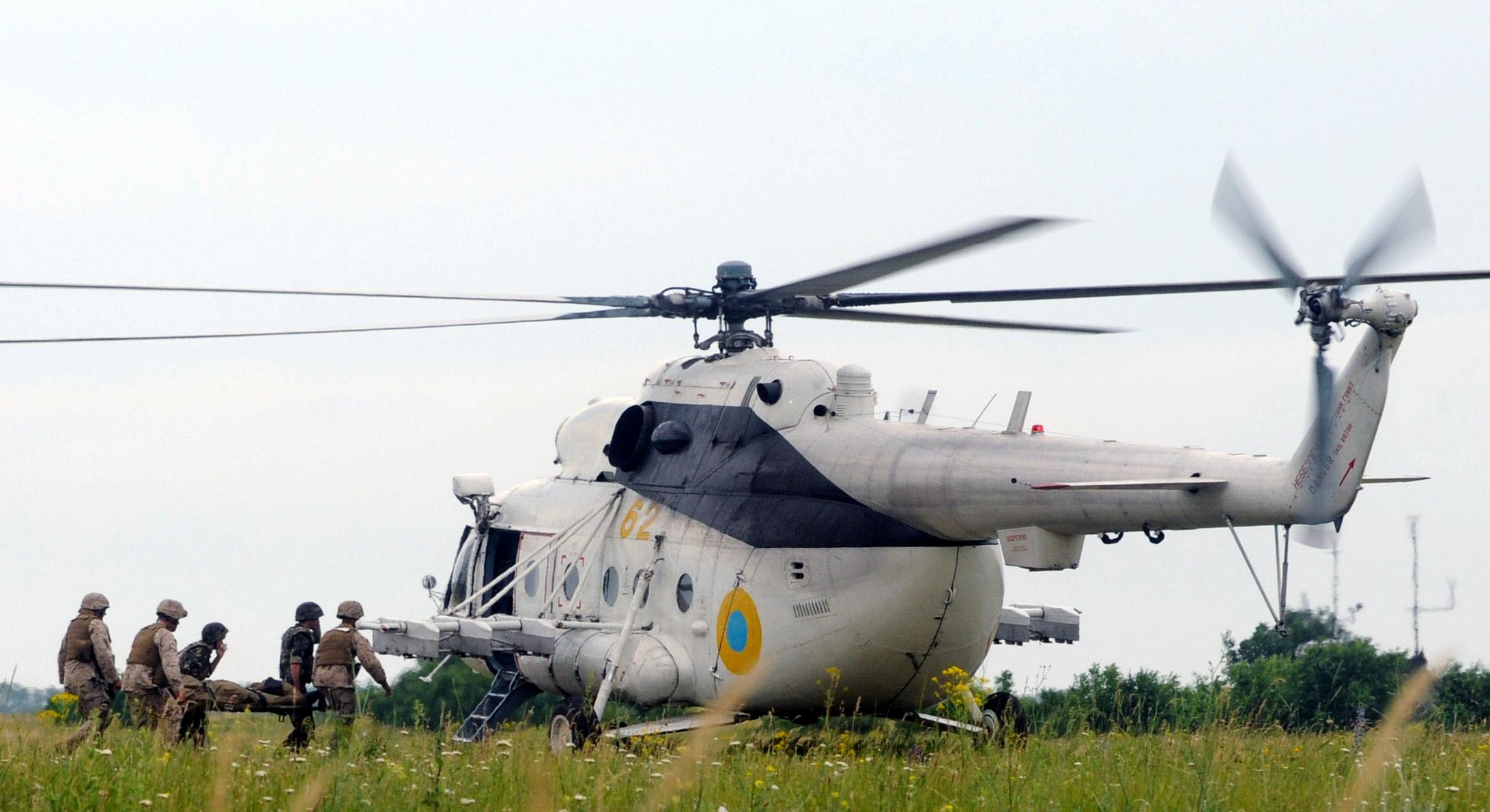 Elicottero Mi 8 : File ukrainian mi helicopter sea breeze cropped