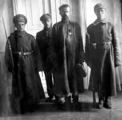Ungern Von Sternberg before execution.jpg