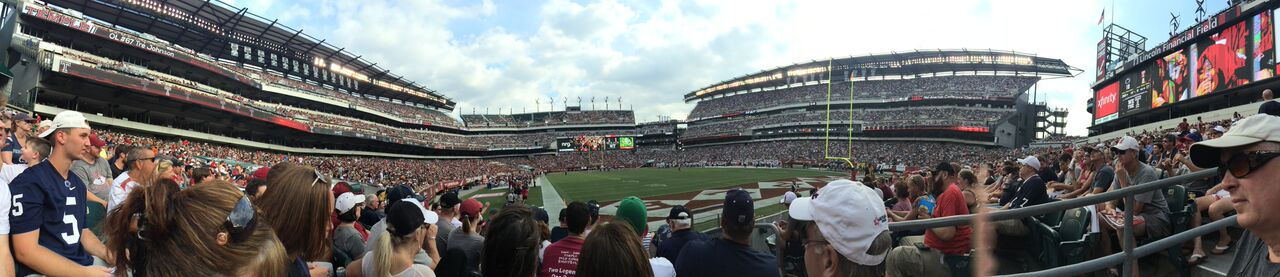 Temple contre Penn State 2015