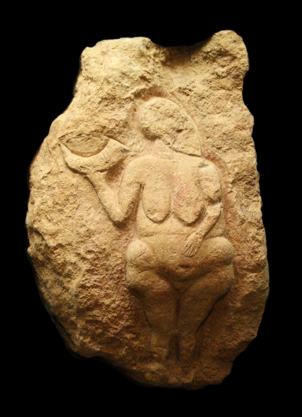 venus of laussel - wikipedia