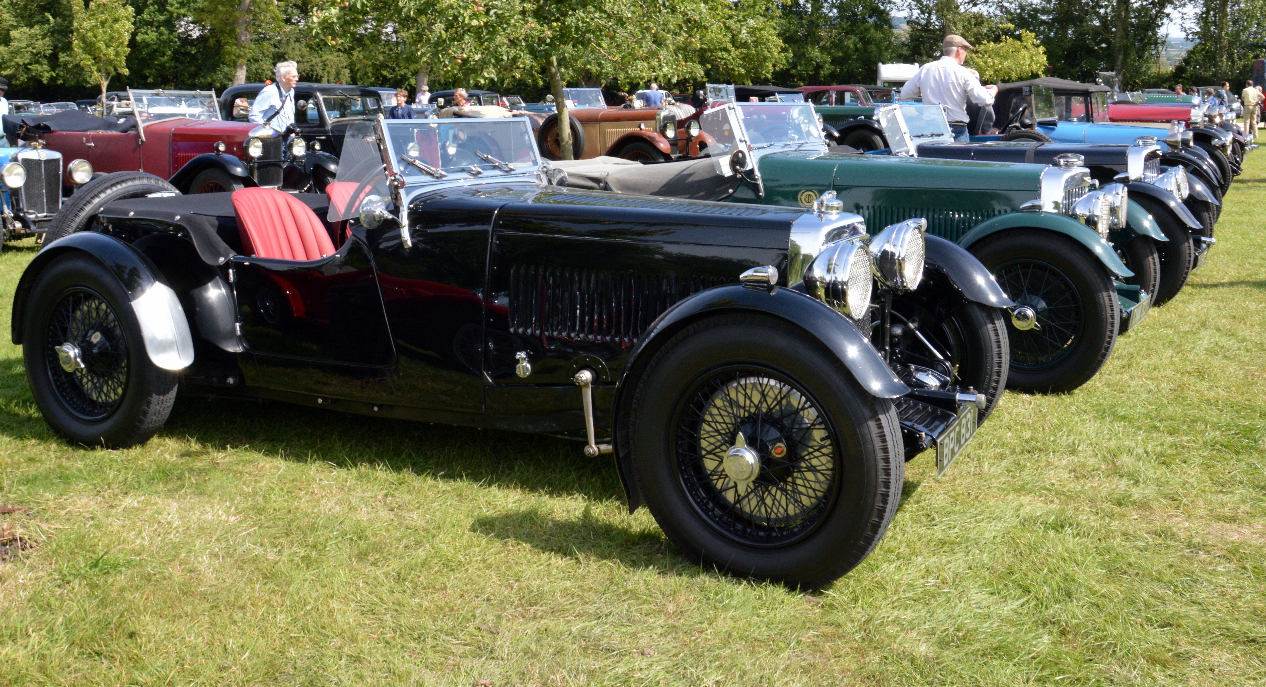 FileVintage Sports Cars Jpg Wikimedia Commons - Current sports cars