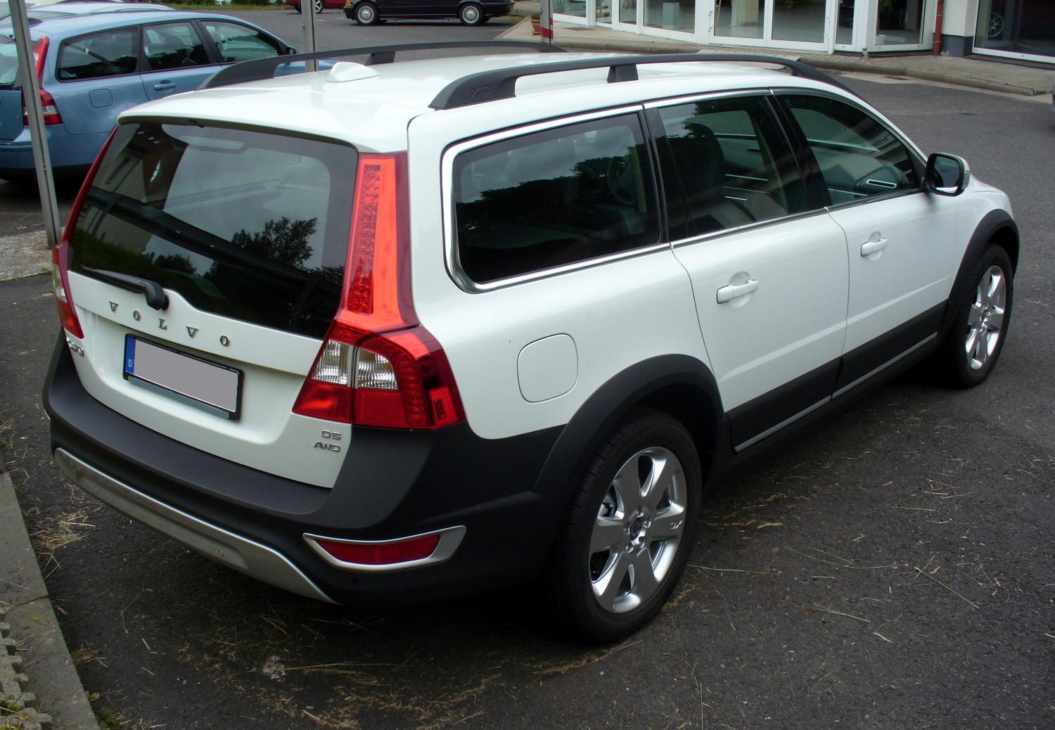 file volvo xc70 d5 awd heck jpg wikimedia commons. Black Bedroom Furniture Sets. Home Design Ideas