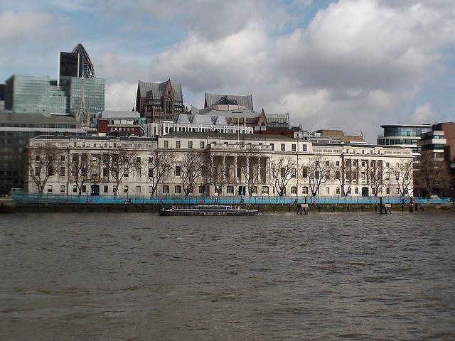 Custom House London