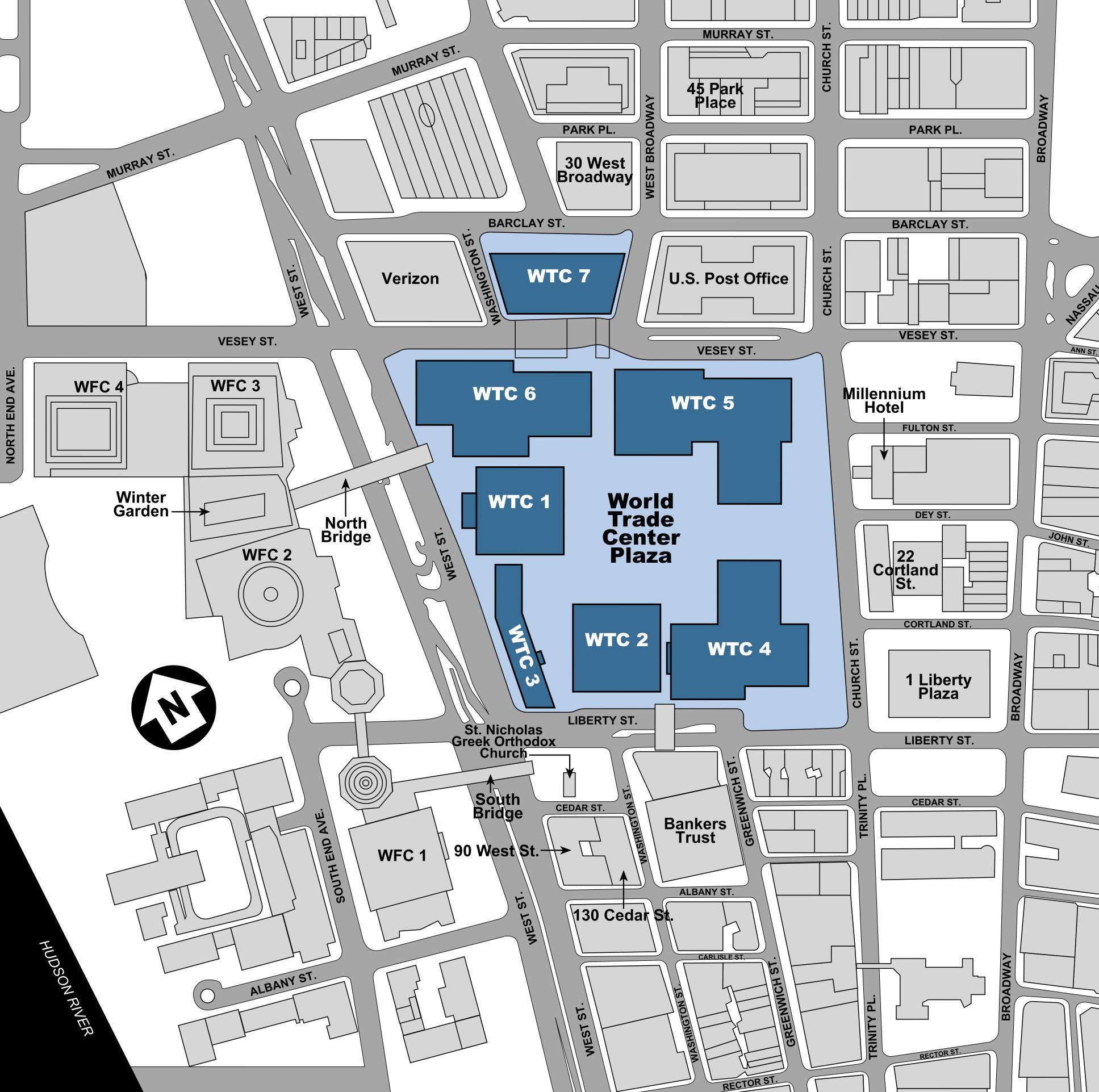 WTC_Building_Arrangement_and_Site_Plan