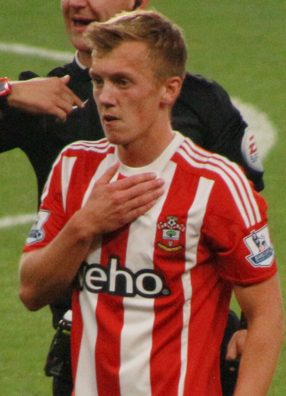 James Ward-Prowse, Southampton midfielder