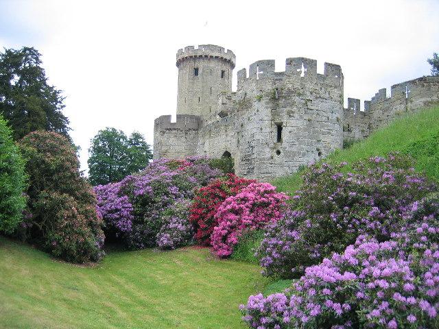 File:Warwick Castle - Guy's Tower - geograph.org.uk - 15671.jpg