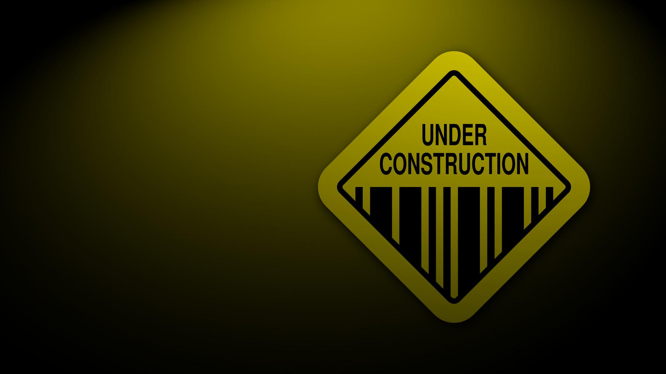 Filewikidata Logo Under Construction Sign Wallpaperpng