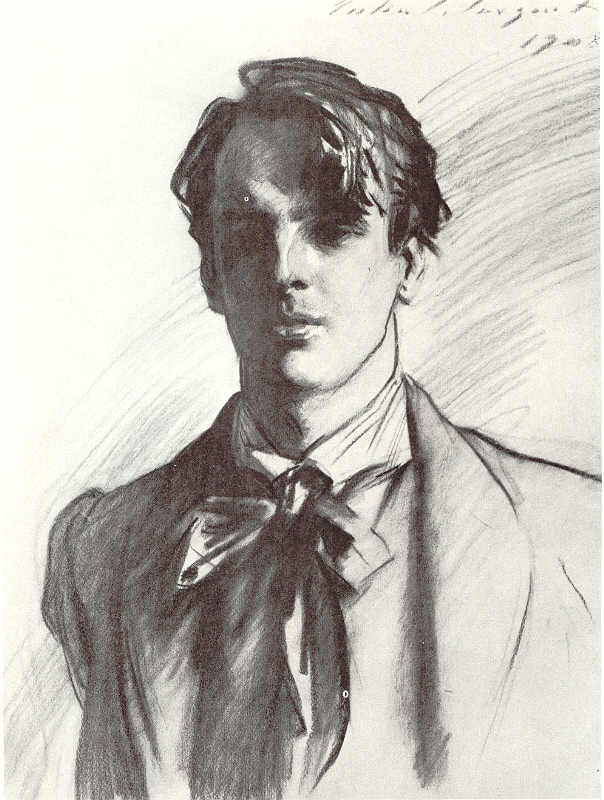 William Butler Yeats by John Singer Sargent 1908.jpg