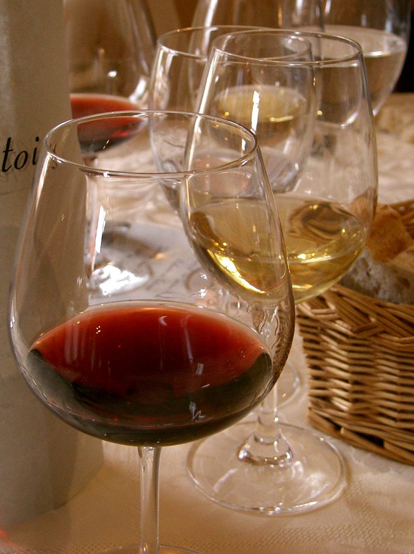 Unas copas de vino a su salud - 2 9