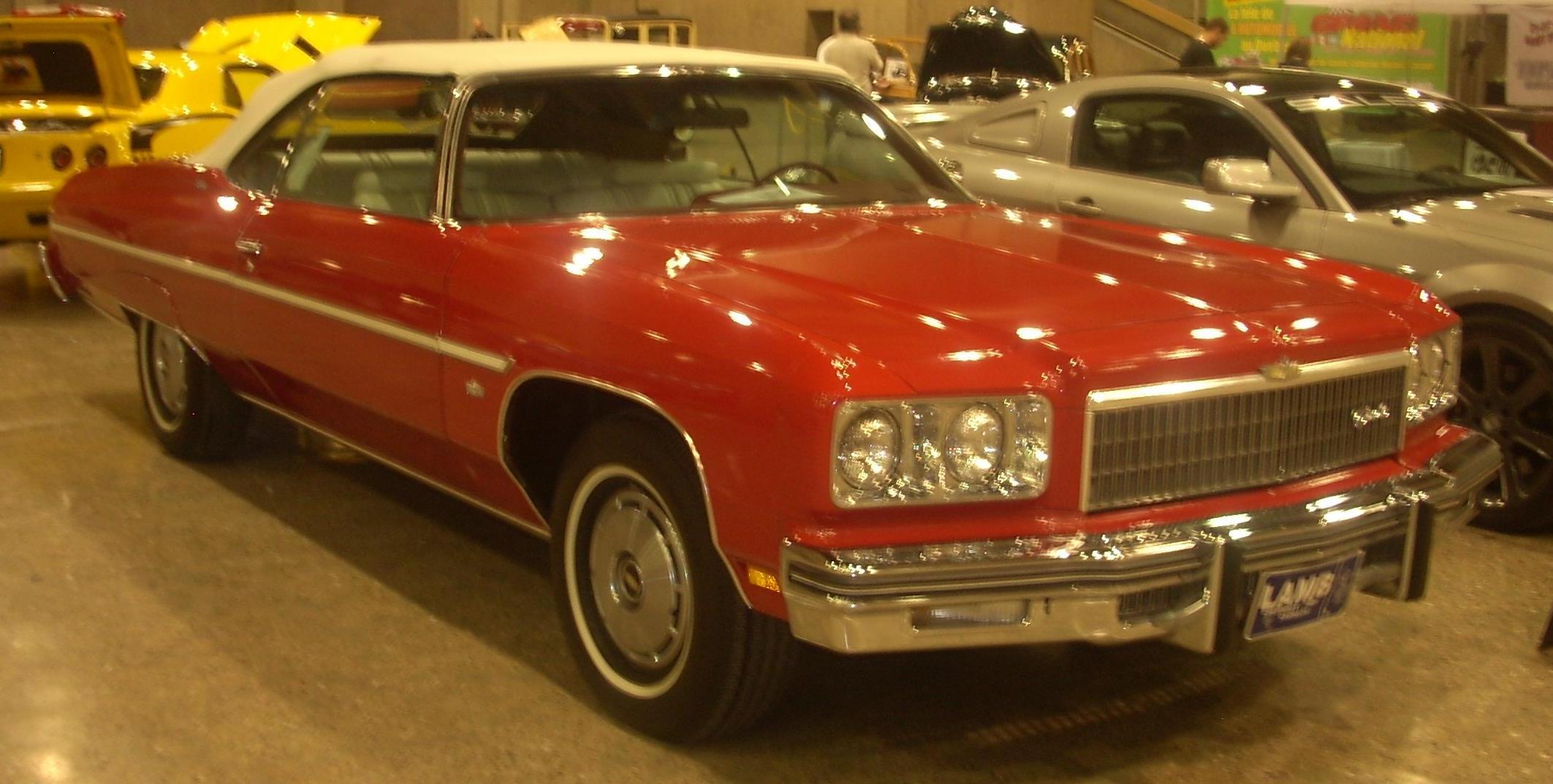 File:'75 Chevrolet Caprice Clic Convertible (Auto clique).jpg ...