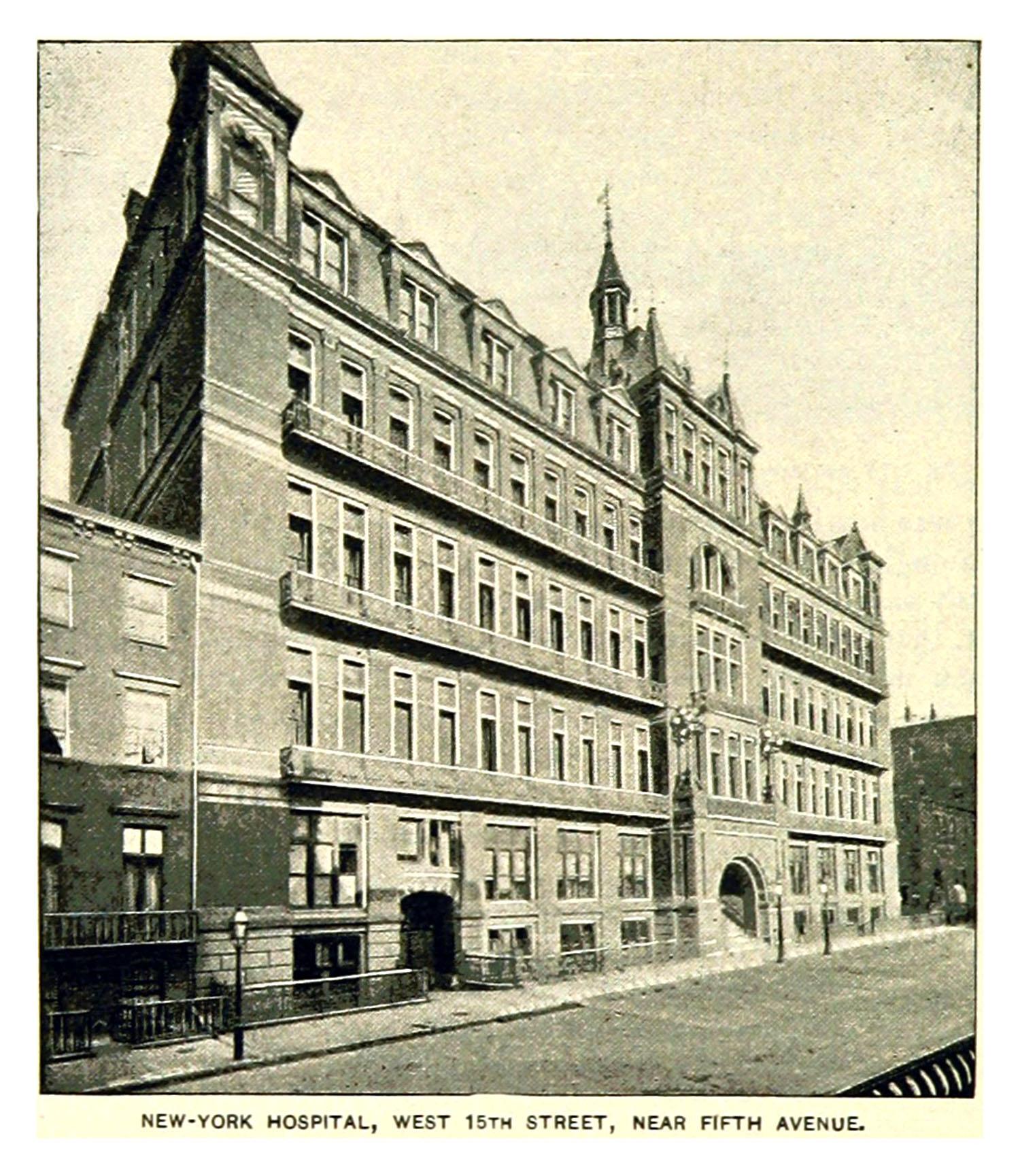 New York Hospital - Wikipedia