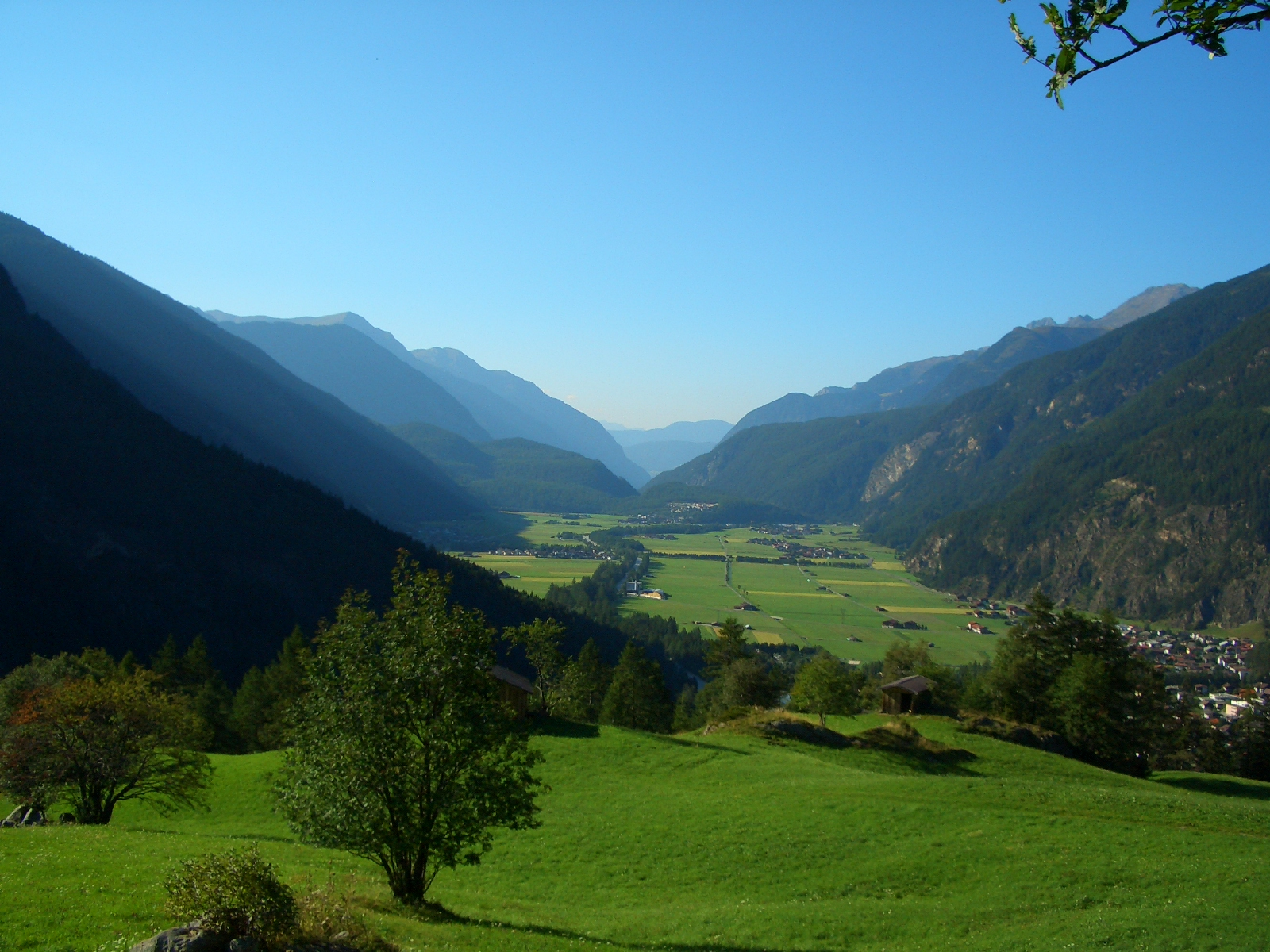 Langenfeld Austria  city photo : Ötztal bei Längenfeld Wikimedia Commons