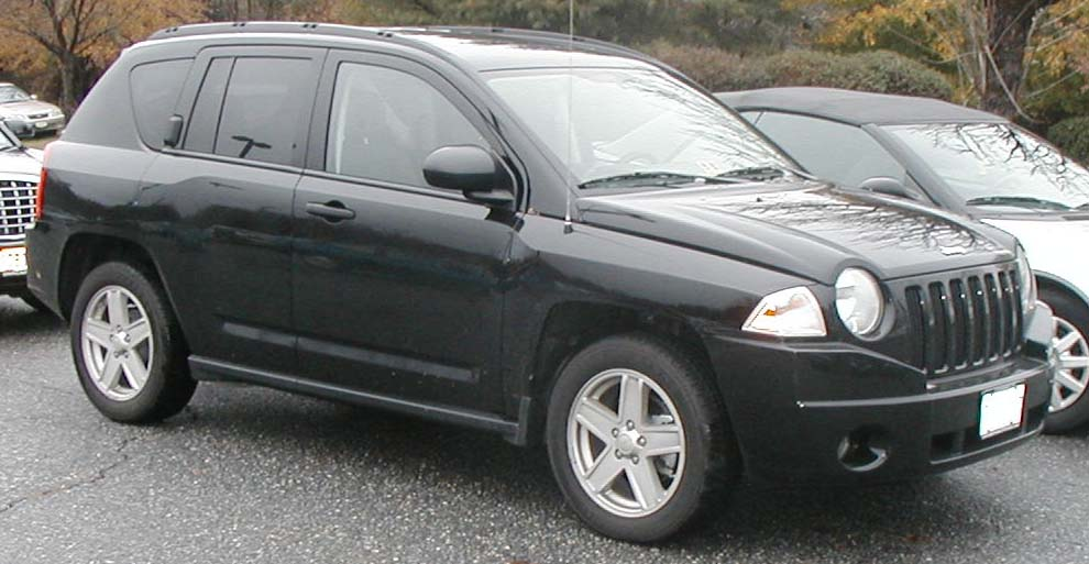 File 07 Jeep Compass Jpg Wikipedia