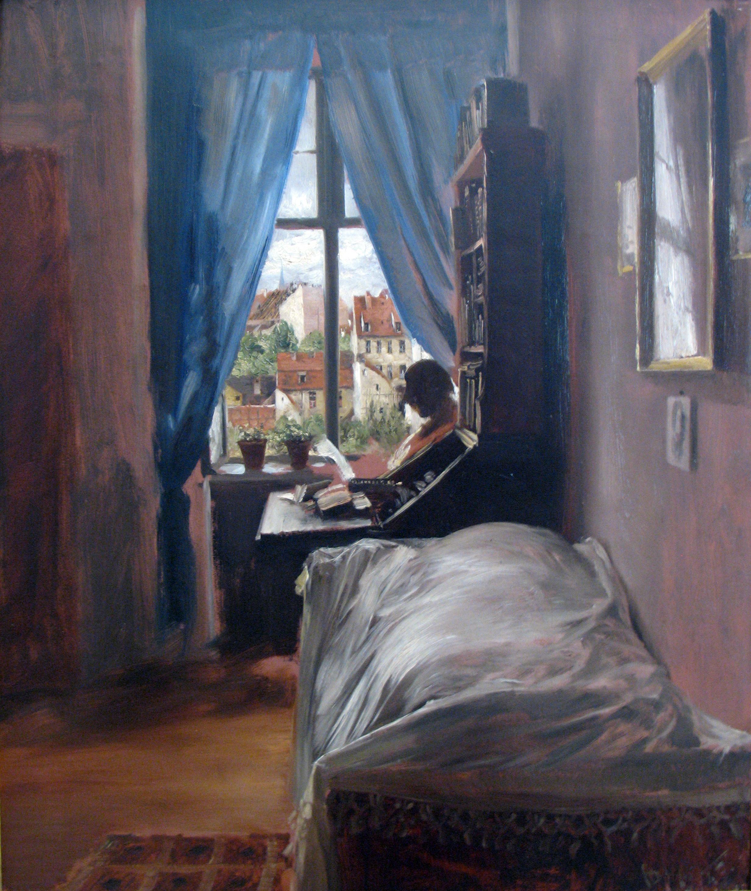 file 1847 menzel schlafzimmer kuenstler ritterstra e. Black Bedroom Furniture Sets. Home Design Ideas