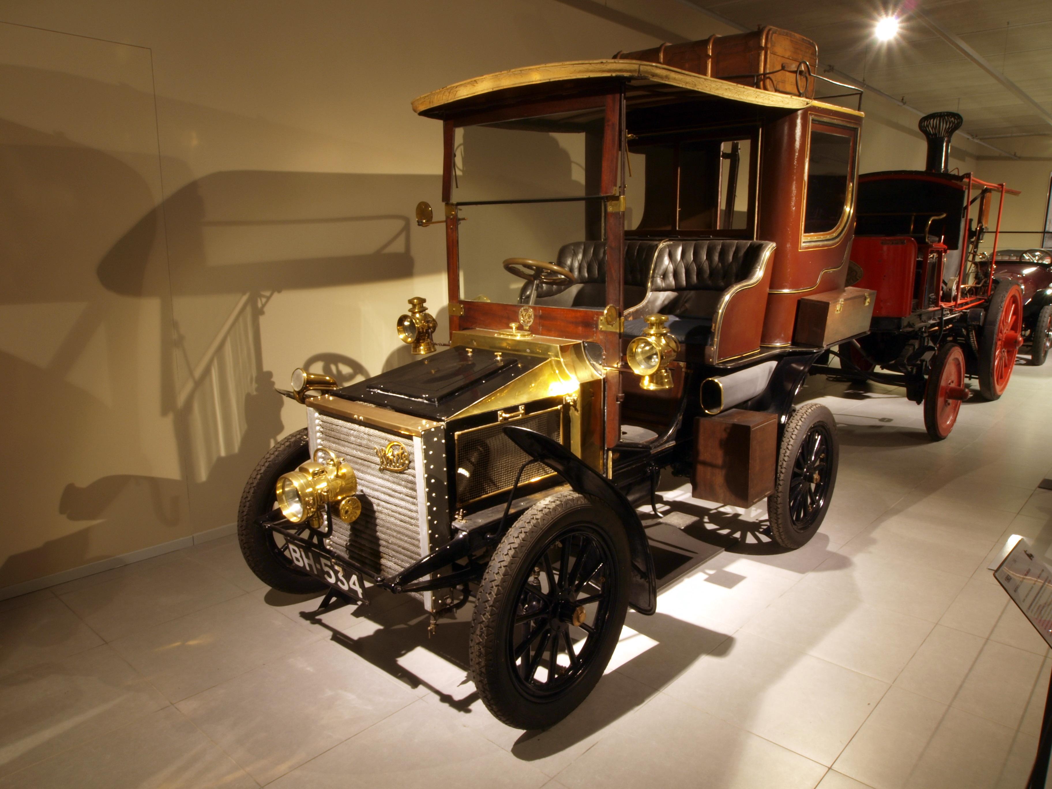 File 1903 White Model C Steam Car Demi Limousine Photo1 Jpg