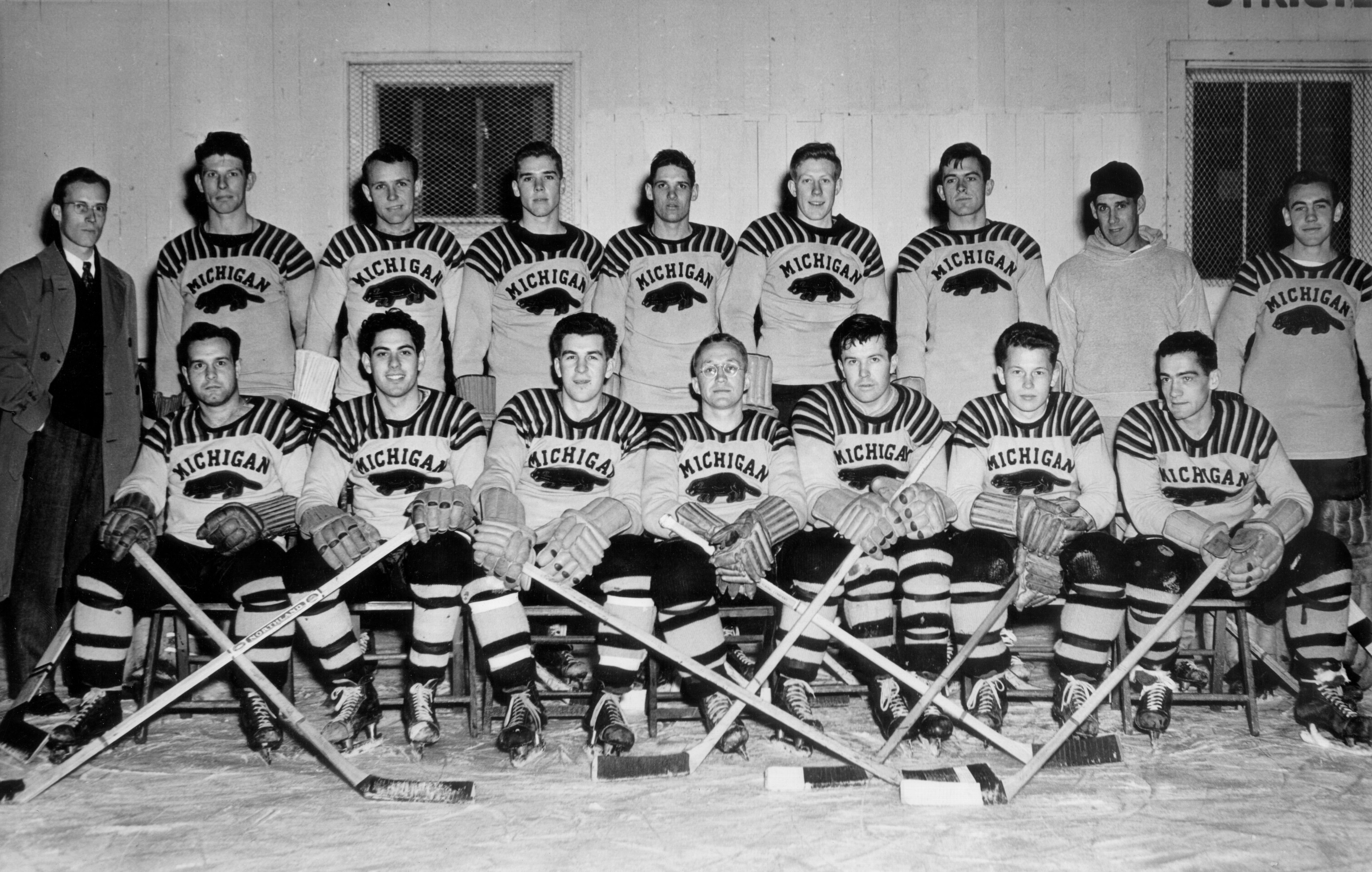 the early history of ice hockey History founded in 1996 by a michigan-based investment group, the icedogs were forced to play their entire first season on the road when the ownership team's.
