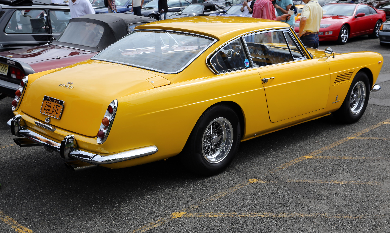 File 1961 Ferrari 250 Gte Right Rear Jpg Wikimedia Commons