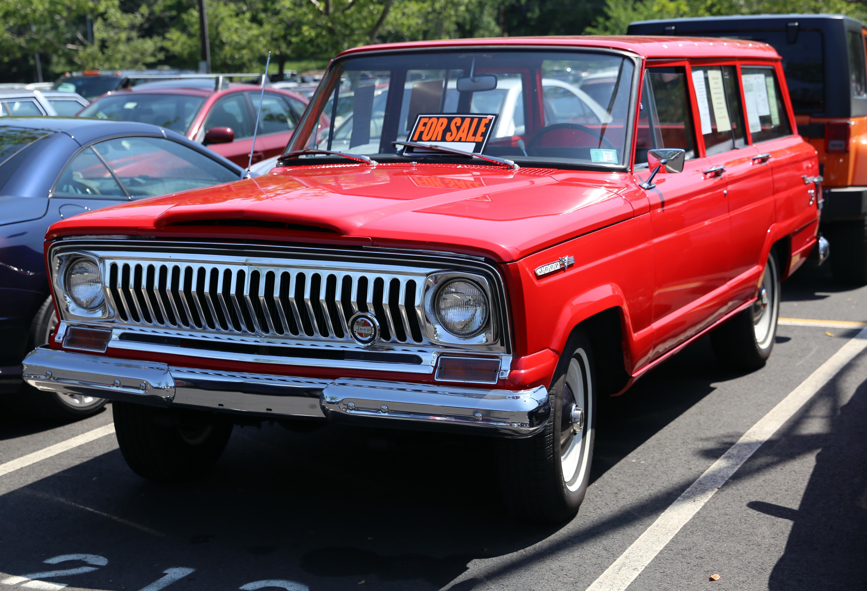 1968 Jeep Grand Cherokee