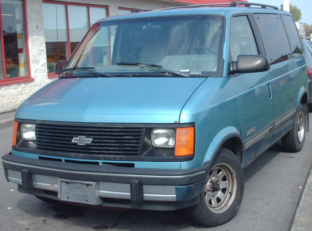 File:1985-1994 Chevrolet Astro SWB.jpg - Wikimedia Commons