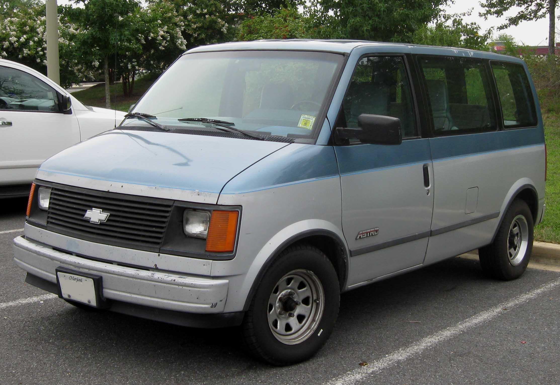 Chevrolet Astro –