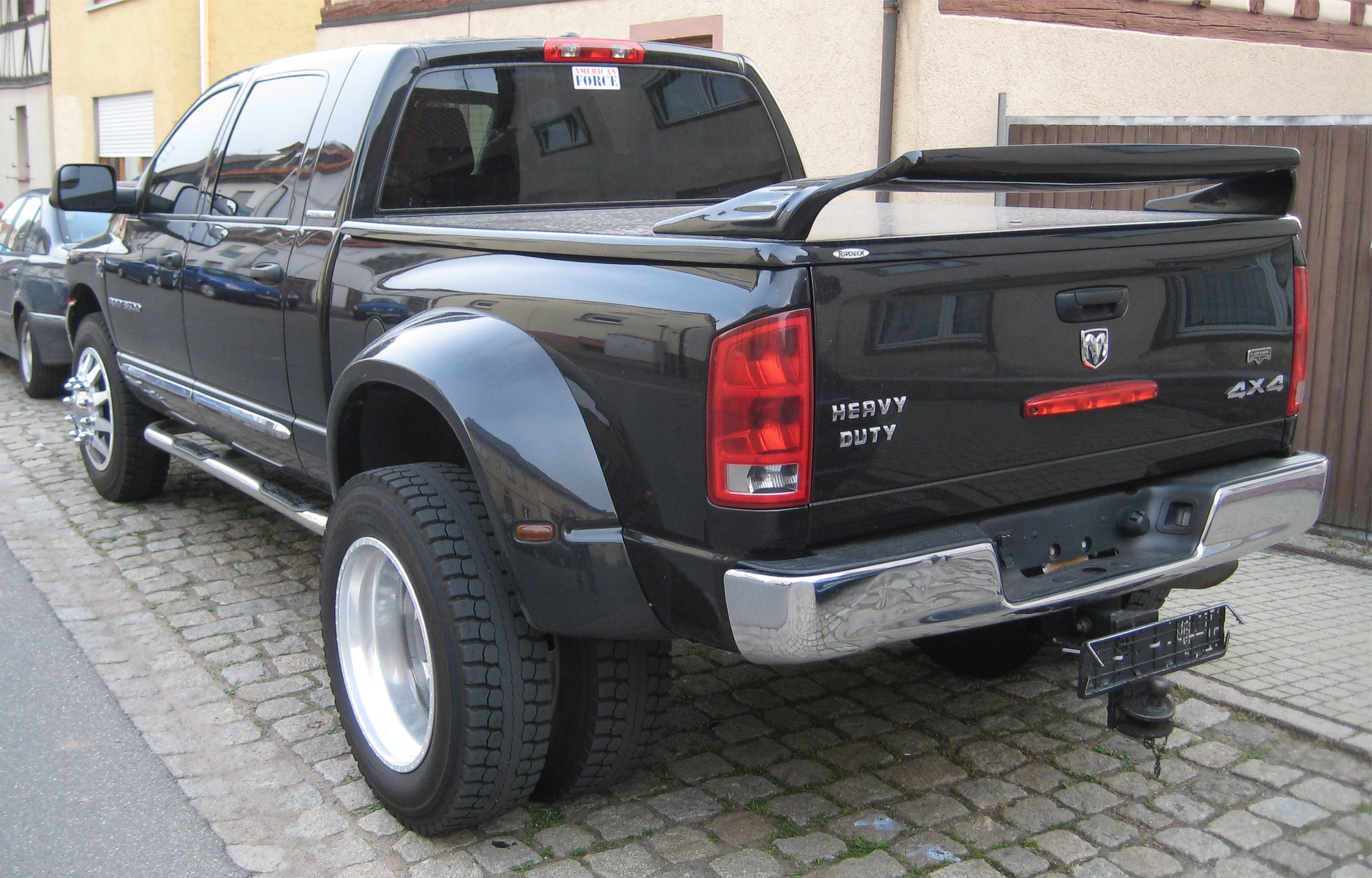 File 2006 Dodge Ram 3500 Mega Cab Dually 4x4