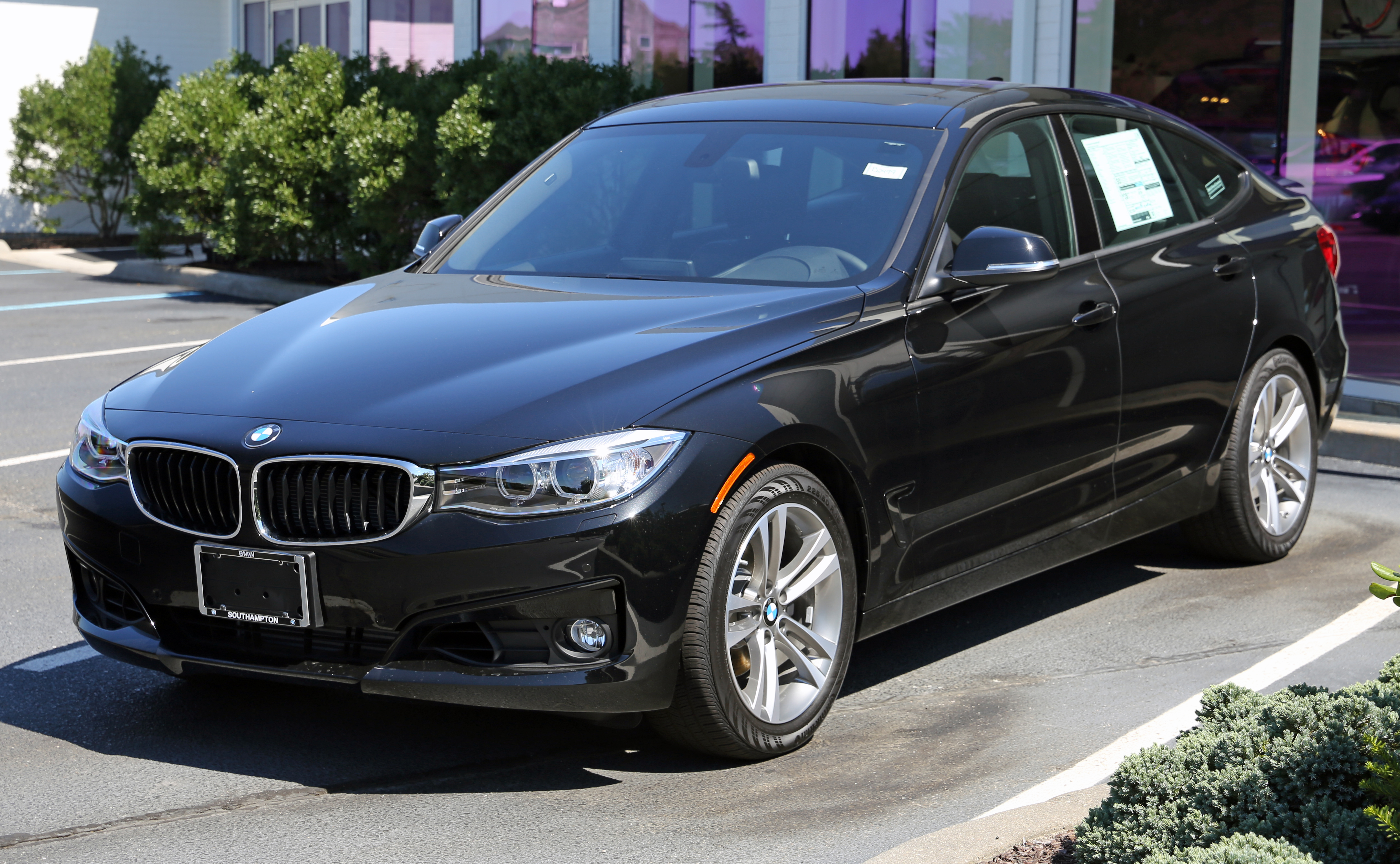File BMW I GT XDrive Sport Linejpg Wikimedia Commons - 2014 328 bmw
