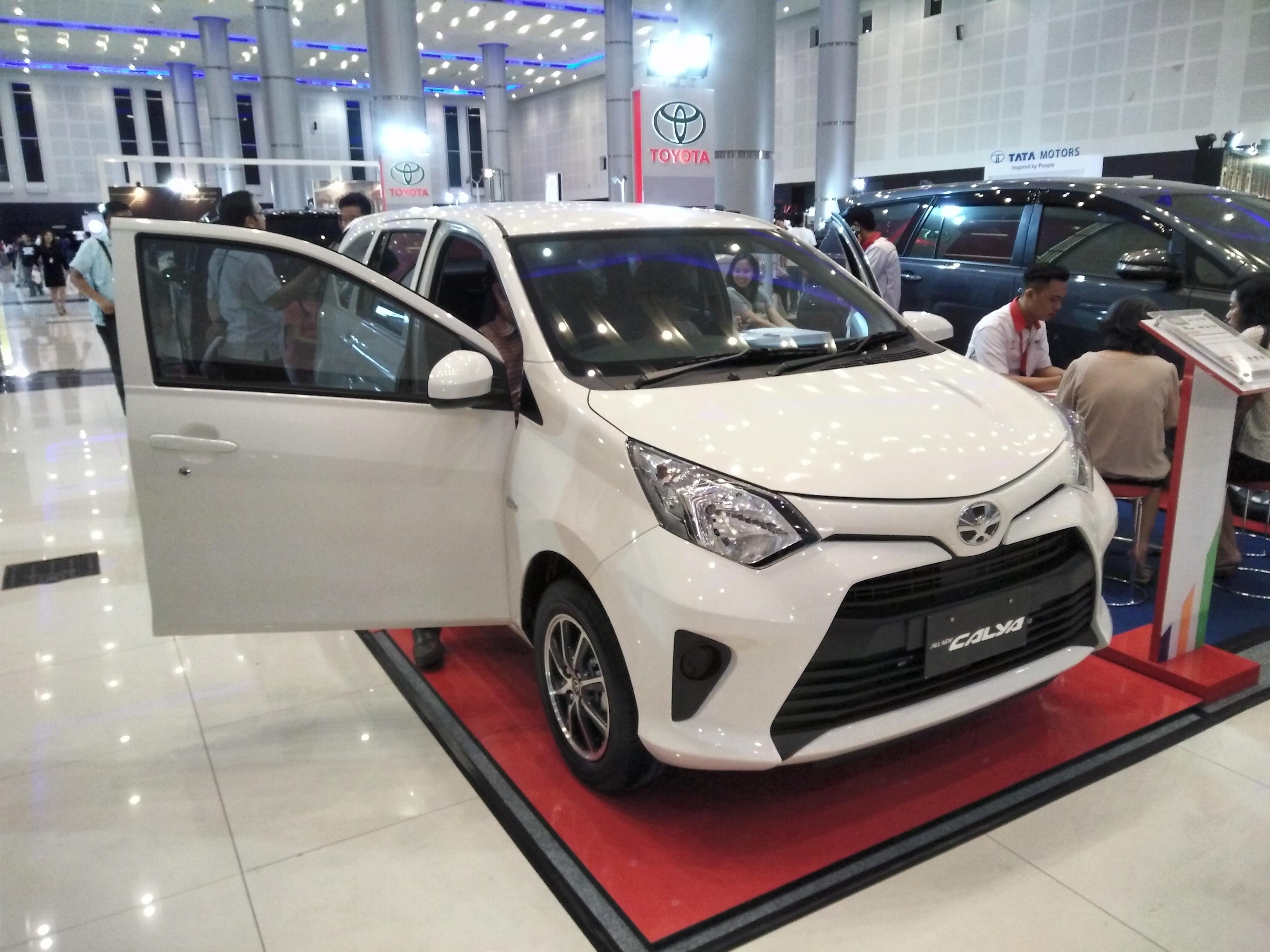 2016 Toyota Calya E Grand City Surabaya Jpg