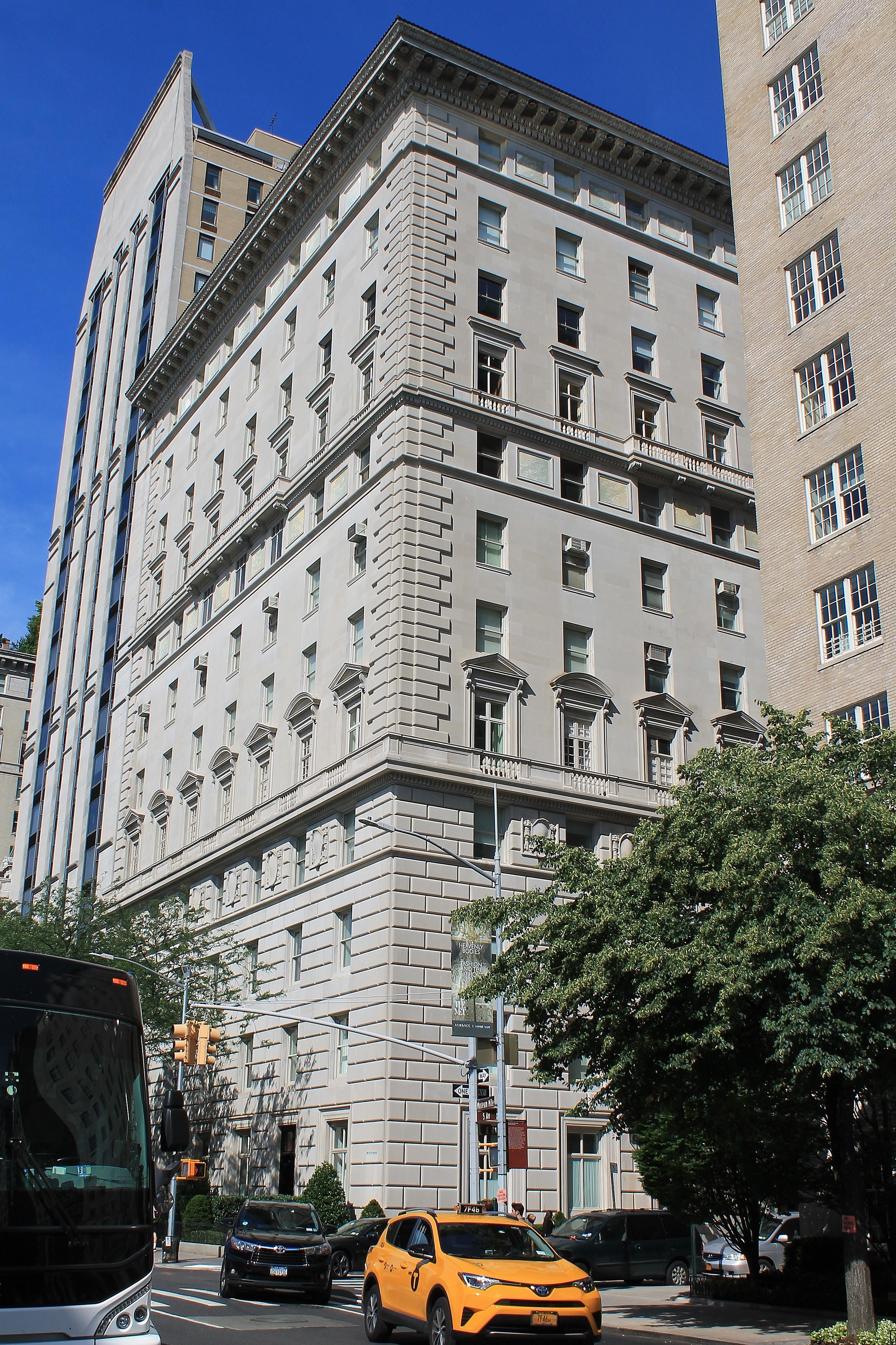 998 Fifth Avenue Wikipedia