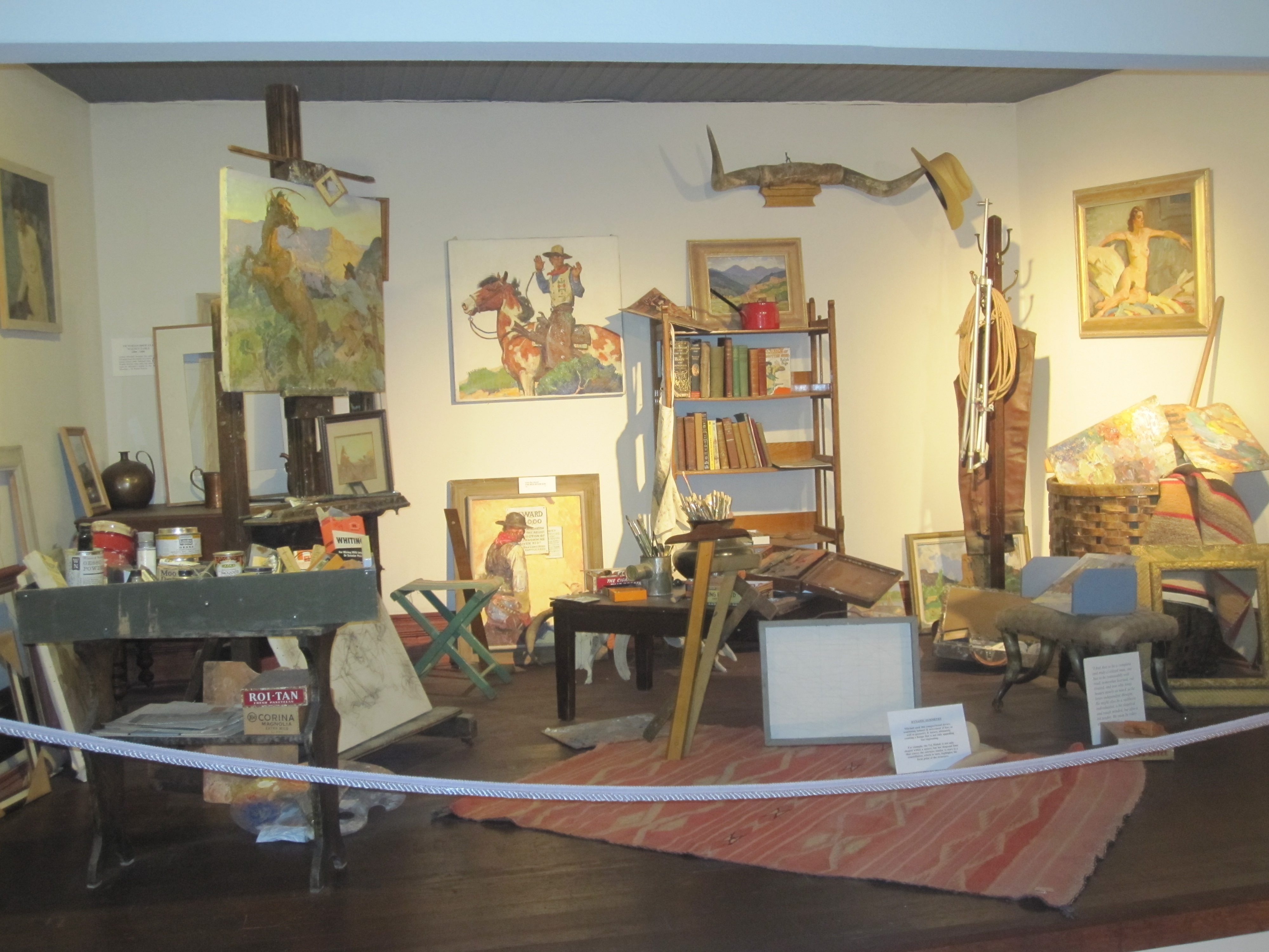 Artist Studio Room Design Ideas