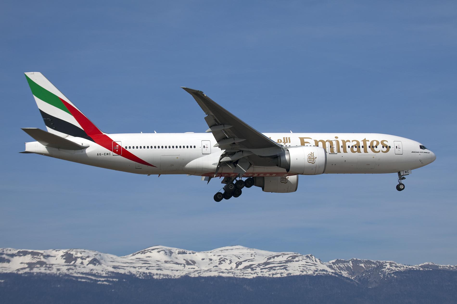 Emirates Airline Wikipedia Autos Post